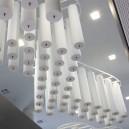 Cilindri fonoabsorbanti din Basotect® pentriu tratament acustic