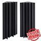 Mega Bass Trap ignifugat HD Black Diamond ( 100 cm x 30 cm x 30 cm)